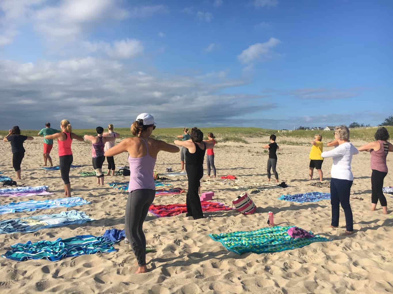 Summer Yoga in Chatham MA
