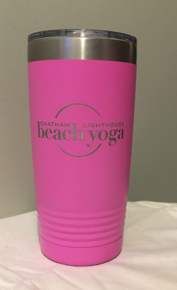 Polar Camel 20oz insulated tumbler with slide top