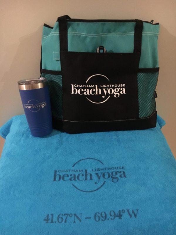 Plush beach towel